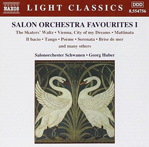 Perlen europäischer Salonmusik Vol. 1 (Wien, du Stadt meiner Träume)