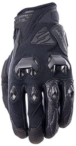 Guanti Five Advanced stunt EVO adulto guanti, nero, taglia 13