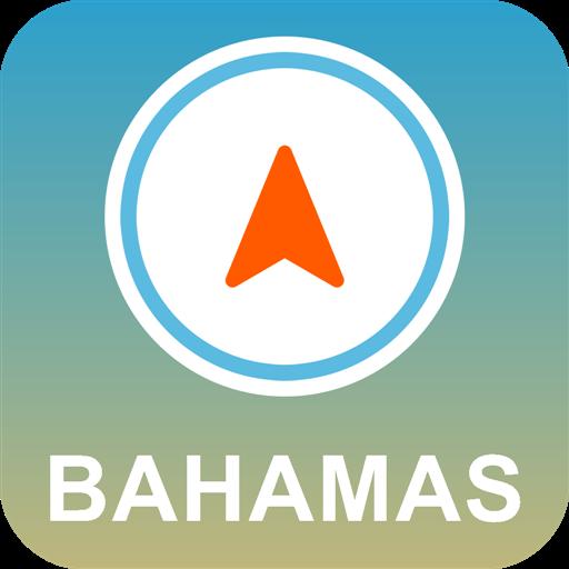 Bahamas Offline-GPS Bahamas-gps-software