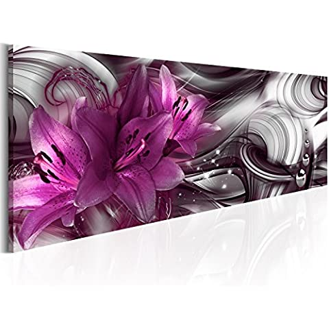 Quadro 120x40 cm - Tre colori da