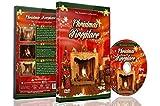 Weihnachten DVD - Kaminfeuer Weihnachten mit langen Holzfeuern mit den