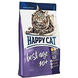 Happy Cat Cibo Secco per Gatti Anziani Fit & Well Best Age +10-1400 gr