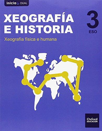 Geografía E Historia. Libro Del Alumno. Madrid. Gallego. ESO 3 (Inicia Dual) - 9788467399028