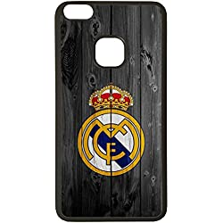 Carcasas para moviles Funda para movil de tpu compatible con huawei p10 lite real madrid