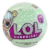 LOL Surprise - Bola sorpresa con muñeca Serie 2 (Giochi Preziosi LLU05000)
