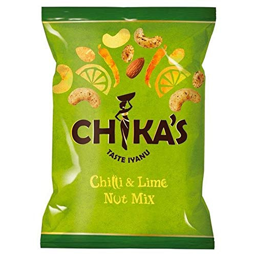 Chika\'s Snackpack Chilli & Lime Nut Mix 41g