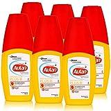 Autan Protection Plus Zeckenschutz Pumpspray 100ml - schützt bis zu 4 Stunden vor Zecken und bis zu 7 Stunden vor Mücken (6er Pack)