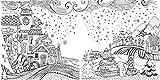 Mein Winterspaziergang: Ausmalen und durchatmen - Rita Berman