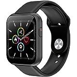 Smart Horloge Band Bluetooth Smartwatch Call Telefoon X6plus Horloge Waterdichte Telefoon Mate Volledige Touchscreen (zwart)