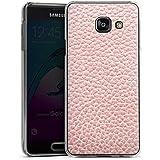 Samsung Galaxy A3 (2016) Housse Étui Protection Coque Cuir Motif Motif