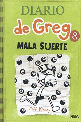 DIARIO DE GREG 8 descarga pdf epub mobi fb2