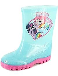 My Little Pony - Botas de agua de trabajo adultos unisex