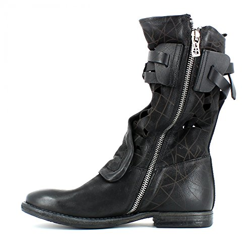 A.S.98 Stiefel Zeport 630301-101 Nero Airstep as98 Nero