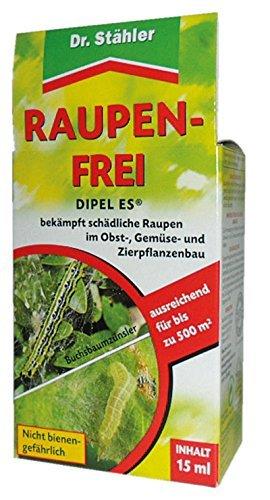 Dr. Stähler Raupenfrei, gegen Raupen An Obst- und Gemüsepflanzen (Biologisch), 1 Stück, 041011