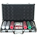 Ambassador ProPoker 300 Poker Chips in Aluminum Case