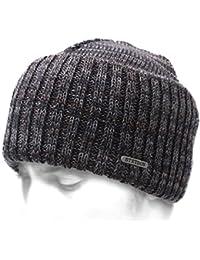 Stetson - Bonnet - 2 Colories - homme Winconsin Virgin Wool Mix