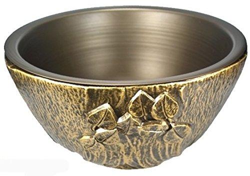 Grabschale Kevelaer Bronze pat., D=37cm H=18cm