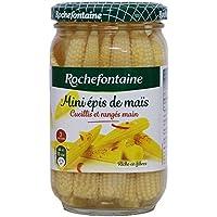 Rochefontaine Mini epis de maïs Le bocal de 37cl - Prix Unitaire - Livraison Gratuit Sous 3 Jours