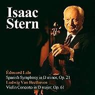 Édouard Lalo: Spanish Symphony in D minor, Op. 21 - Ludwig Van Beethoven: Violin Concerto in D major, Op. 61