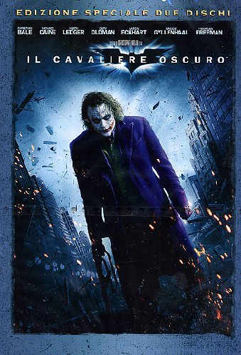 Il Cavaliere Oscuro (Special Edition) (2 Dvd)
