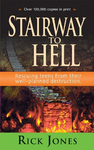 Stairway to Hell: Well Planned Destruction of Teenagers: The Well Planned Destruction of Teens by Rick Jones (1989-03-06)