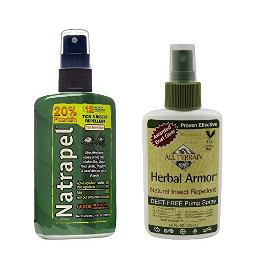 recommendation for natural insect repellant