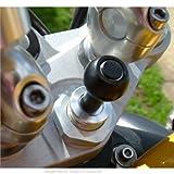 TomTom Rider 2 Motorrad Gabel/Gabel Vorbau Befestigung 20,5 - 24.5 mm (SKU 14870)