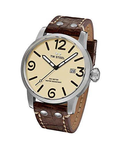 TW Steel Reloj Analogico para Unisex de Cuarzo MS21