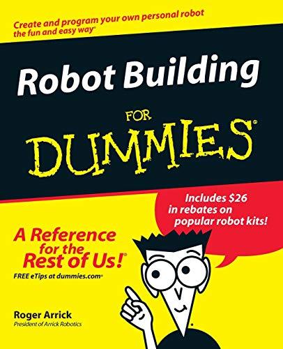 Robot Building For Dummies Serie Dash Kit