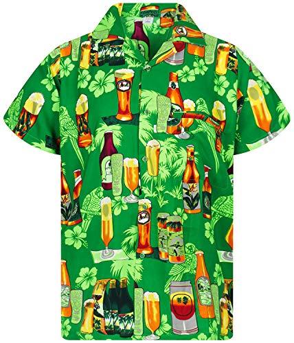 V.H.O. Funky Camisa Hawaiana