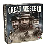Gigamic - JDGR - Jeu de Stratégie - Great Western