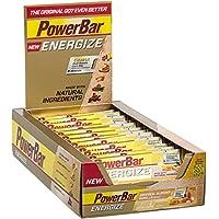 Powerbar Energize Bar, Sabor Almond Vanilla - 25 Barras