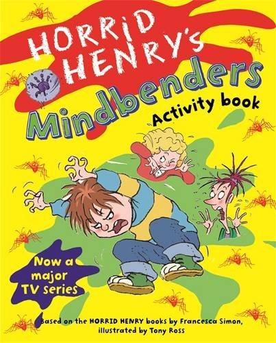 Horrid Henry's mindbenders activity book