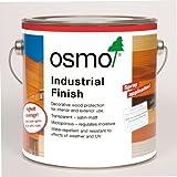 Osmo Industrie-Lasur, 2,5 Liter in Weiß 5901