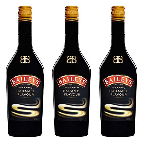 Baileys Coffee, 3er, Original Irish Cream Liqueur, Ireland, Sahne Likör, Alkohol, Alkoholgetränk,...