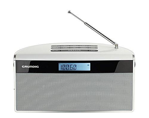 Grundig Music 81 Radio in weiß