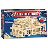 Matchitecture - 6623 - Jeu de Construction - Country House/ Maison de Campagne