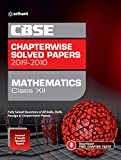CBSE Chapterwise Solved Paper Mathematics Class 12