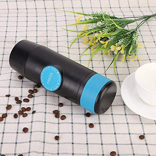 51zh18hHcfL. SS500  - Hand-held Car Coffee Machine, Mini USB Chargable Coffee Capsule Maker for Home Travel Camping Easy Coffe Easy Life