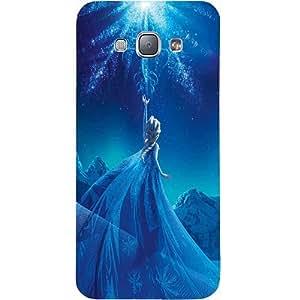Casotec Frozen Palace Design Hard Back Case Cover for Samsung Galaxy A8