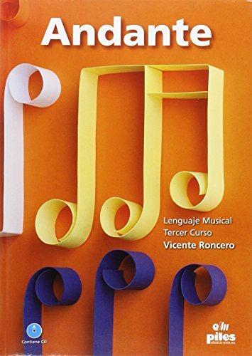 Andante, lenguaje musical 3