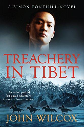Treachery in Tibet (Simon Fonthill)