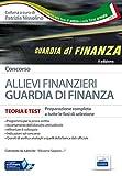Scarica Libro Concorso allievi finanzieri nella Guardia di Finanza Teoria e test per tutte le fasi di selezione Con software di simulazione (PDF,EPUB,MOBI) Online Italiano Gratis