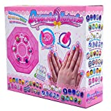 Best Kid Art Supplies - TongS Arts and trafts Supplies Manicure Nil Kit Review