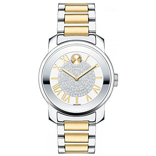 Ladies Movado Bold Watch 3600256