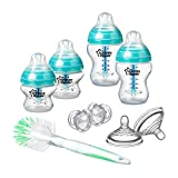 Tommee Tippee Advanced Anti-Colic Baby Bottle Starter Set