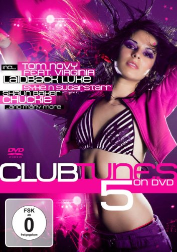 ZYX Music GmbH & Co.KG Various Artists - Clubtunes On DVD 5 (NTSC)