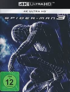 Spider-Man 3 (4K Ultra HD) [Blu-ray]
