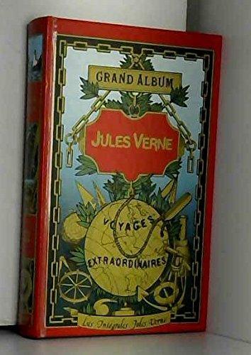 Grand album Jules Verne (Grandes oeuvres)