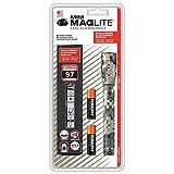 Mag-Lite SP22MRH Mini Maglite 2AA Multimode Hochleistungs-LED-Taschenlampe mit 77 Lumen, 17 cm, digital-camouflage inkl. 2 Mignon-Batterien